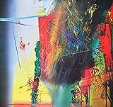Gerhard Richter D.G. Poster Kunstdruck Bild - 117x117cm