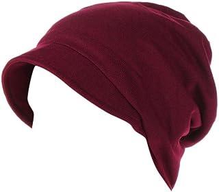 Vertily Cotton Warm Windproof Chemo Cancer Cover Skull Sleep Muslim Headwear Cap