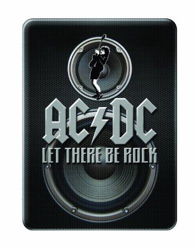 AC/DC: Let There Be Rock (Ultimate Rockstar Edition in Metallbox mit Prägung, exklusiv bei Amazon.de)