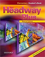 New Headway Plus SE Elementary Student's Book Pack