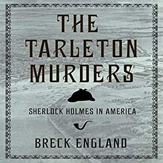 The Tarleton Murders audiobook cover art
