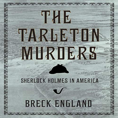 The Tarleton Murders Audiobook By Breck England cover art