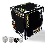 Yes4All Soft Plyo Box/Foam Plyo Box for Exercise, Crossfit, MMA, Plyometric Training –