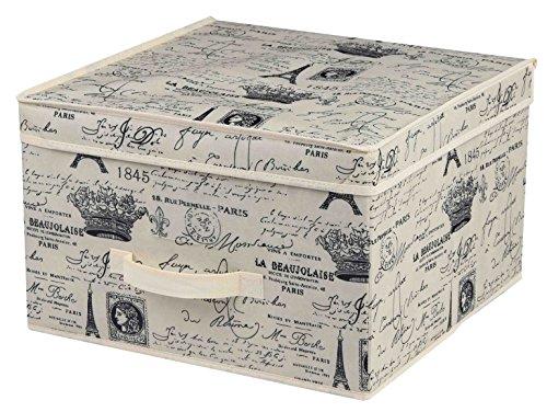 Home Basics Storage Box, Natural
