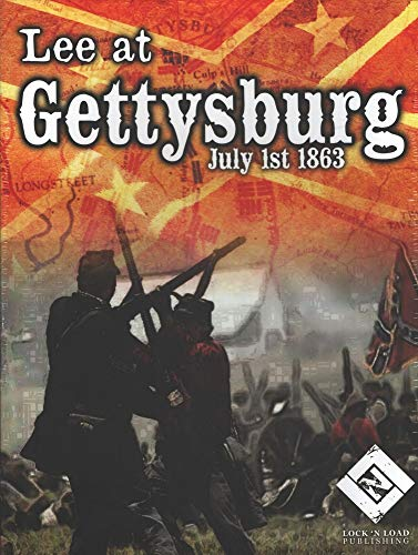 Tactical Wargame Lee at Gettysburg - July 1st, 1863