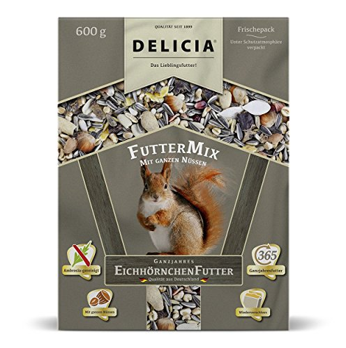 Delicia Scoiattolo Fodera Mix 600Gr.