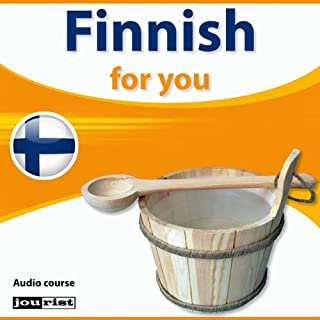 Finnish for you audiobook cover art