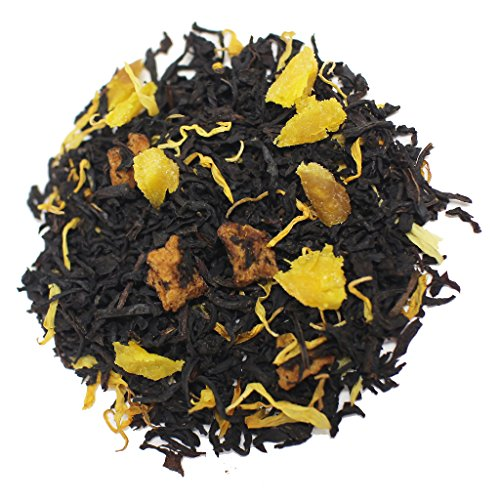 The Tea Farm - Mixed Guava Lilikoi (Passion Fruit) - Premium Hawaiian Loose Leaf Black Tea (2 Ounce Bag)