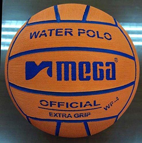 Mega Wasserball Orange Größe 4 für Junior- und Frauen-Wettbewerbe