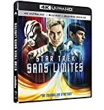 Star Trek sans limites [4K Ultra HD Blu-Ray Bonus]