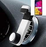 K-S-Trade Smartphone Halterung Autohalterung Für Sharp Aquos S3 Lüftungshalterung Handy Halter...