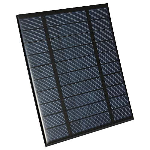 Lixada Zonnepaneel oplader, snel USB-opladen, DIY Outdoor Moving Portable Travel Generator Power, zonnepaneel voor telefoon