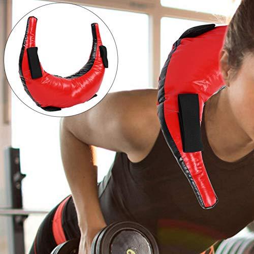 FOLOSAFENAR Freeweight Power Bag Fitness Training Sandbag Tamaño pequeño Fitness Power Bag para perforar