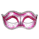 Jannes 2846 Augenmaske Venedig Venzianische Maske Venedig Venezianisch venezianischer Karneval...