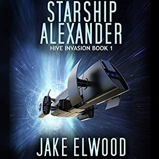 Starship Alexander cover art