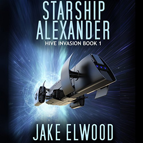 Starship Alexander  By  cover art