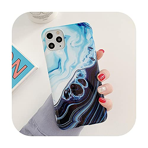 Carcasa para iPhone 12 Mini 11 Pro Max XS XR 7 8 + carcasa trasera para Samsung Galaxy A72 A52 A42 A12-0117