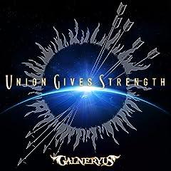 GALNERYUS「DEEP AFFECTION (2021 Re-Recorded Version)」のCDジャケット