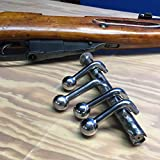 Crazy Ivan Weld-On Mosin-Nagant Sniper-Style Bolt Handle (Round)