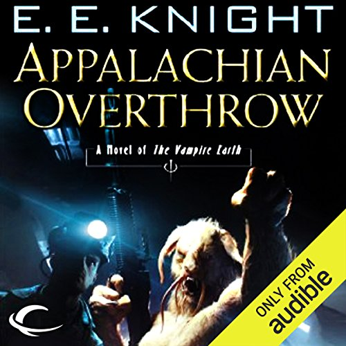 Appalachian Overthrow audiobook cover art