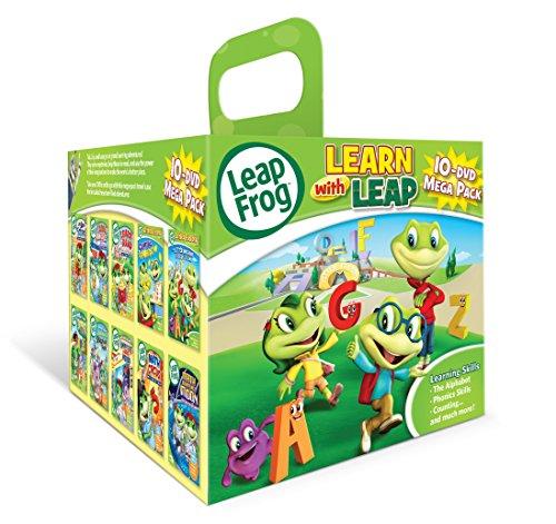 Leapfrog 10-Dvd Mega Pack [Import]