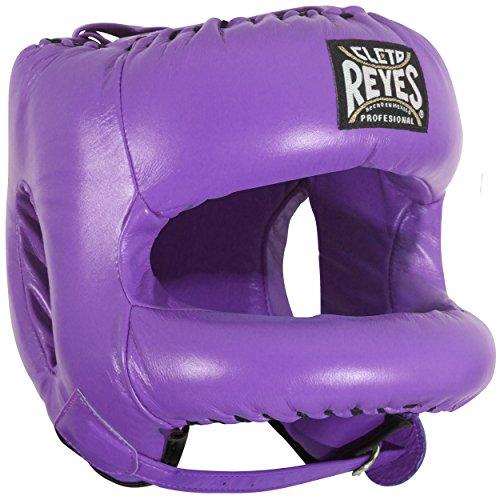 Cleto Reyes Protector Boxing Headgear II, Purple