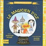 Le Magicien d'Oz - L. Frank Baum pour les petits: Mon premier livre sur les couleurs et set de jeu (7 planches en carton avec formes à détacher)