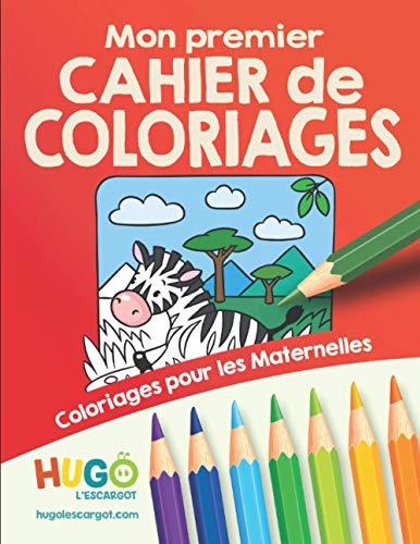 Cahier de coloriage maternelle