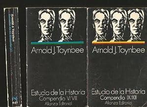 ESTUDIO DE LA HISTORIA. TOMO I: COMPENDIO I/IV