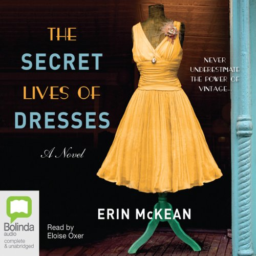 The Secret Lives of Dresses audiobook cover art