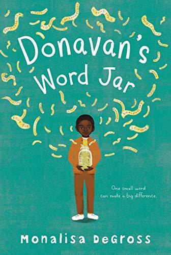 Donavan's Word Jar (Trophy Chapter Book)