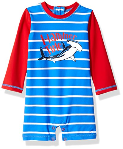 Hatley baby jongens Badpak One-Piece Rash Guard Swimsuits