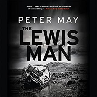 Page de couverture de The Lewis Man