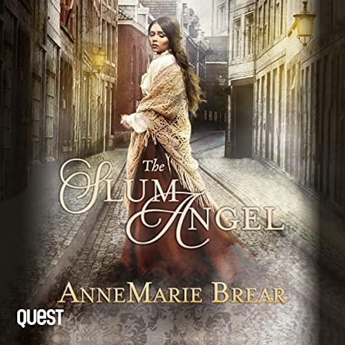 The Slum Angel Audiobook By AnneMarie Brear cover art