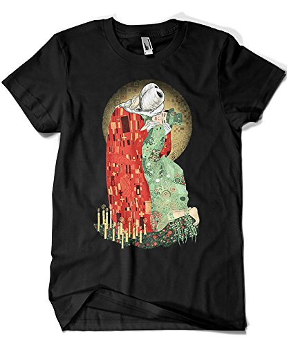 3600-Camiseta Premium, The Bloody Kiss (Saqman)