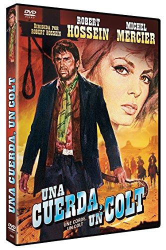 Una Cuerda, Un Colt DVD 1969 Une corde, un Colt... (Cimitero senza croci)