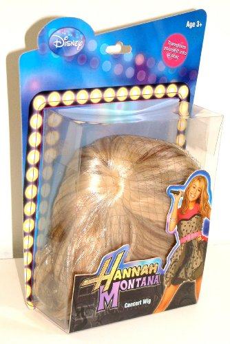 Hannah Montana Perücke Einheitsgrösse