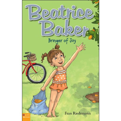 Beatrice Baker: Bringer of Joy, Book 1 audiobook cover art
