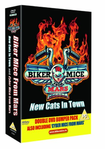 Biker Mice From Mars - New Cats In Town [Reino Unido] [DVD]