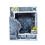 Funko Pop Television : Game of Thrones - Iron Throne (NYCC 2015 Exclusive) 3.9inch Vinyl Gift for Bo...