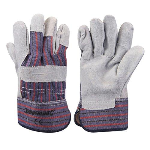 Silverline 633501 Expert Rigger Gloves