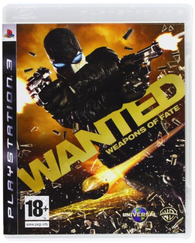 Wanted: Weapons of Fate + Película DVD