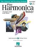 Play Harmonica Today!: Level 1