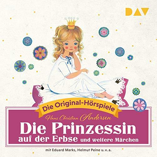 Die Prinzessin auf der Erbse und weitere Märchen Titelbild