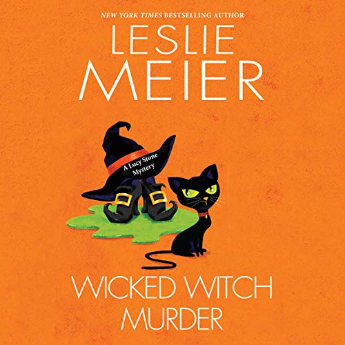 Wicked Witch Murder  By  cover art