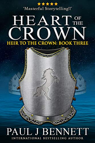 Heart of the Crown (Heir to the Crown Book 3)