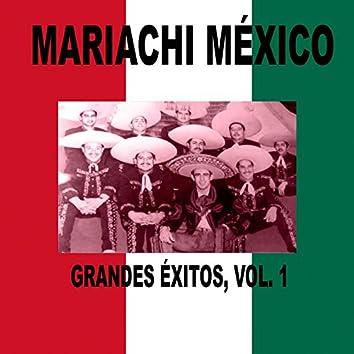 Mariachi México de Pepe Villa - Grandes Éxitos, Vol. 1