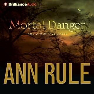 Mortal Danger audiobook cover art