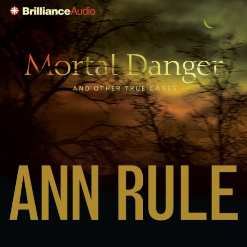 Mortal Danger audiobook cover art