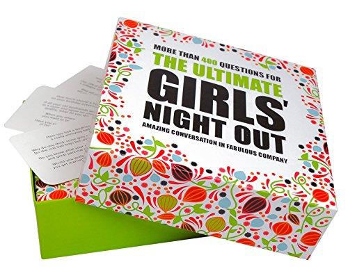 Kylskapspoesi 10101 - The ultimate Gilrs night out Kartenspiel